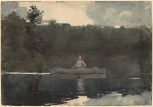 Winslow_Homer_-_The_Lone_Fisherman